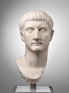 Drusus Julius Caesar Son of Emperor Tiberius and Roman politician (14 BC - 23 AD)