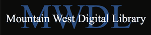 Mountain West Digital Library - MWDL Logo, 2014