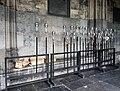 Maastricht, OLV-basiliek, kruisgang, processieflambouwen 1.jpg