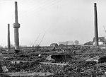 Maastricht, Zinkwitfabriek, fabrieksterrein, 1961.jpg