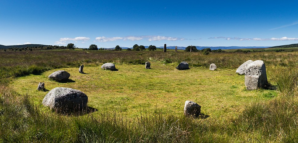 Machrie Stone Circle 1 2012