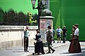 Madame Nobel - film set at the Embassy of France in Vienna May 2014 11.jpg