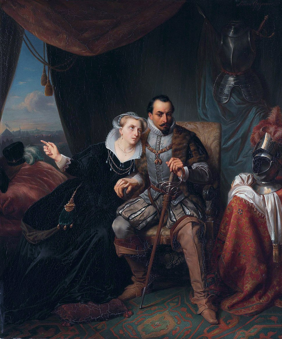 Magdalena Moons & Francisco Valdez