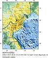 Magnitude 4.2 NORTH KOREA October 09 2006 at 013527 UTC 1.jpg