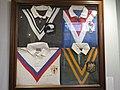 Maillots de la Coupe du monde de rugby à XIII 1954.jpg