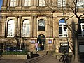 Main Entrance to Leeds Central Library. - geograph.org.uk - 292148.jpg