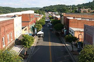 Galax, Virginia Independent city in Virginia, United States