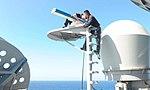 Maintenance on a Furuno commercial navigation radar.jpg