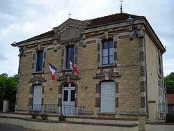 Mairie Fontaine dans l'Aube.JPG