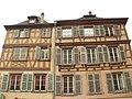 Maison zum Stork (18 place de la Cathédrale, Colmar).JPG