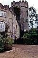 Malahide Castle - Vertical view of southeast corner - geograph.org.uk - 1619756.jpg