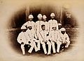 Malaysia; officers and men of the Royal Engineers employed i Wellcome V0037535.jpg