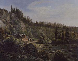 Jens Peter Møller - Tistedalen, Norway