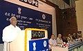 Mallikarjun Kharge addressing after presenting the V.V. Giri Memorial Award – 2009 to the Professor of Economics, JNU, Dr. Ravi S. Srivastava, instituted by the V.V. Giri National Labour Institute, in New Delhi.jpg