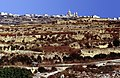 Malta-140-Pferd mit Karren-Mauern-Kirche-1989-gje.jpg