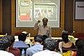Manash Bagchi - Presentation - Technology for Museums - VMPME Workshop - Science City - Kolkata 2015-07-16 9150.JPG