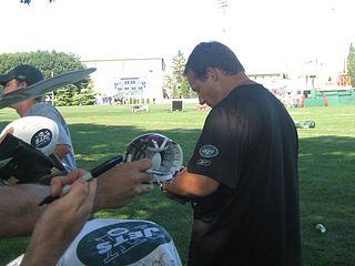 Eric Mangini American football coach