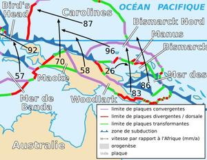 Maoke Plate map-fr