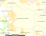 Map commune FR insee code 14623.png