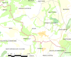Map commune FR insee code 21461.png