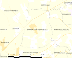Map commune FR insee code 76650.png