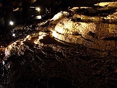 Marble Arch Caves - gour pools and flowstone.jpg