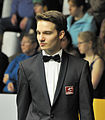 Marcel Eckardt at Snooker German Masters (DerHexer) 2013-01-30 01.jpg