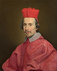 Portrait of Cardinal Marco Gallo