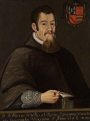 Marcos de Torres y Rueda - Marcos de Torres y Rueda, interim Viceroy of New Spain