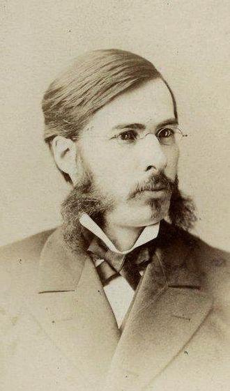 Marcus Baker - Marcus Baker's portrait