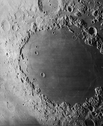 Mare Crisium - Image: Mare Crisium 4191 h 3