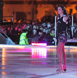 Margarita Drobiazko Lithuanian ice dancer