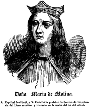 María de Molina - Image: Maria De Molina