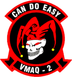 Marine Tactical Electronic Warfare Squadron 2 insignia, 2019.png