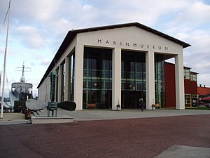 Karlskrona - The Museum of the Navy