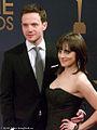 Mark O'Brien, Georgina Reilly, Genie Awards 2012 -a.jpg
