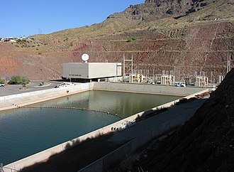 Central Arizona Project - Mark Wilmer Pumping Plant