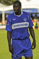 Marlon James (football)