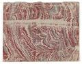 Marmorerat papper, 1700-tal - Skoklosters slott - 98960.tif