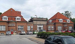 Thorkel Møller - Marselisborg Hospital