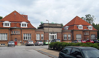 Danish architect (1868-1946)
