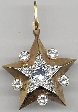Marshal of the Soviet Union - Marshal Star