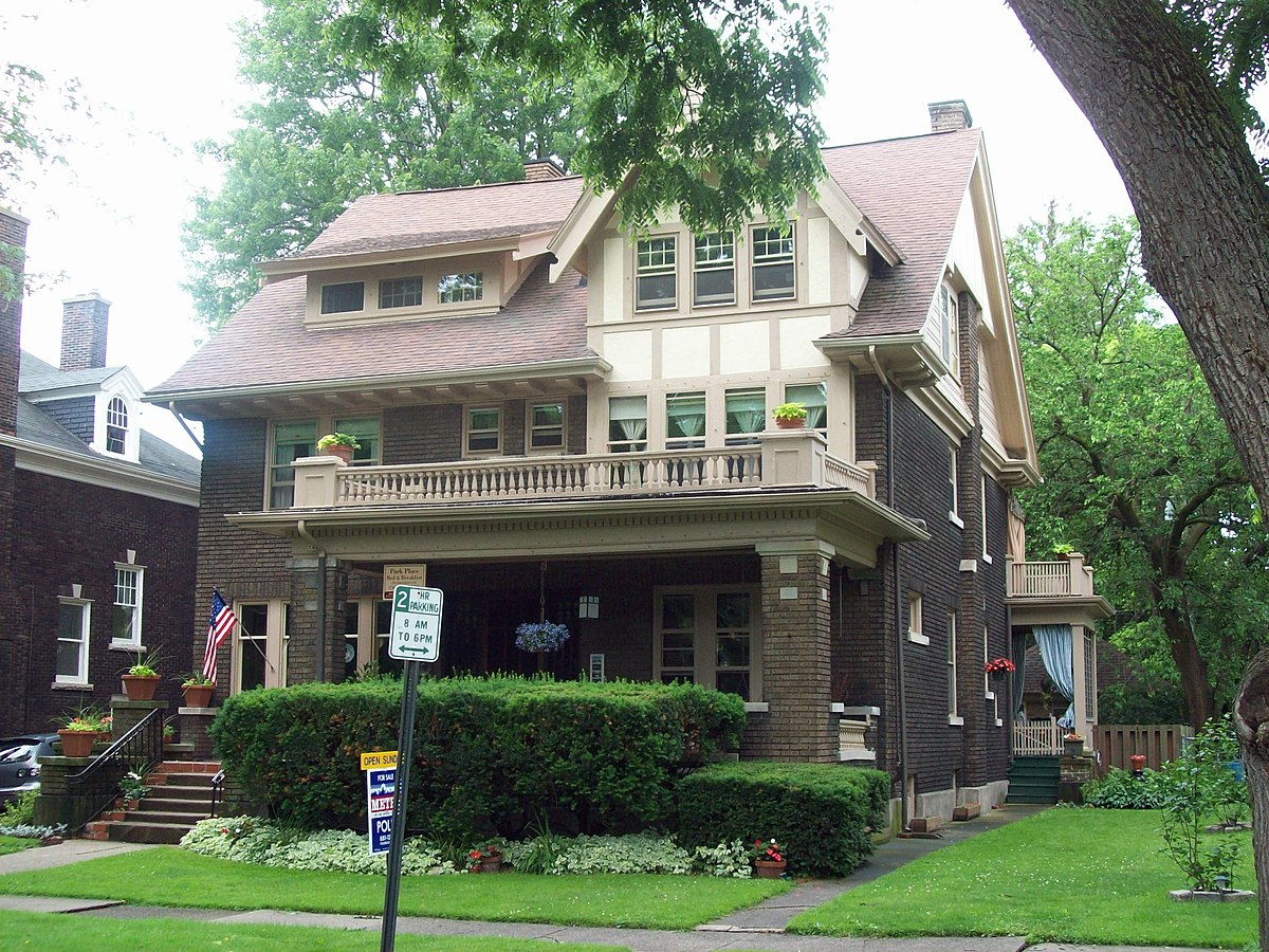James g marshall house wikidata for Marshall house