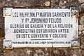 Martín Sarmiento e Jerónimo Feijoo estudaron en Lérez. Galiza.jpg