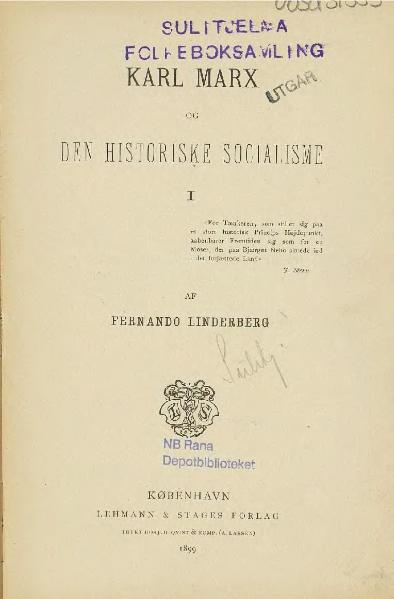 File:Marx & historisk socialisme.djvu