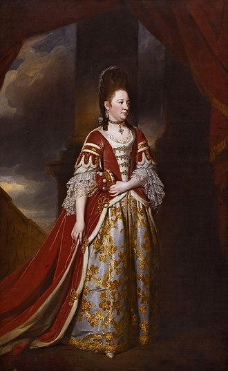 Henry Arundell, 8th Baron Arundell of Wardour - Image: Mary Christina Conquest, Lady Arundell of Wardour (ca 1743 1813), by George Romney
