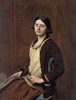 Mary Spencer Watson by George Spencer Watson