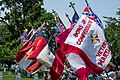 Maryland Sons of Confederate Veterans color guard 03 - Confederate Memorial Day - Arlington National Cemetery - 2014.jpg