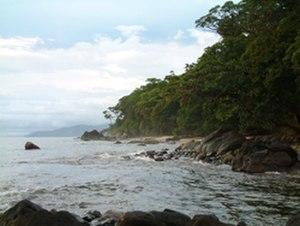 Masoala National Park - The forested coast of Masoala National Park