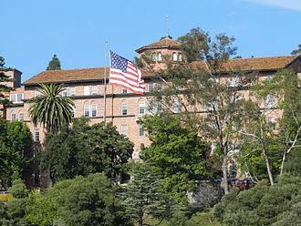 Union City, California - Masonic Home administration building